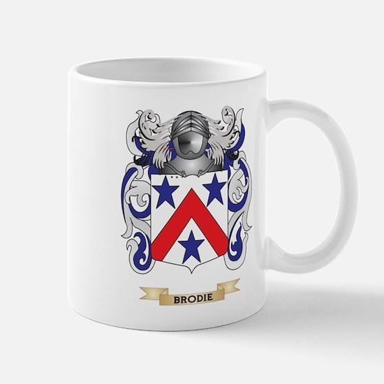 Brodie Coat of Arms Mug