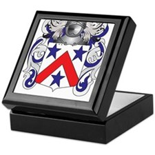 Brodie Coat of Arms Keepsake Box