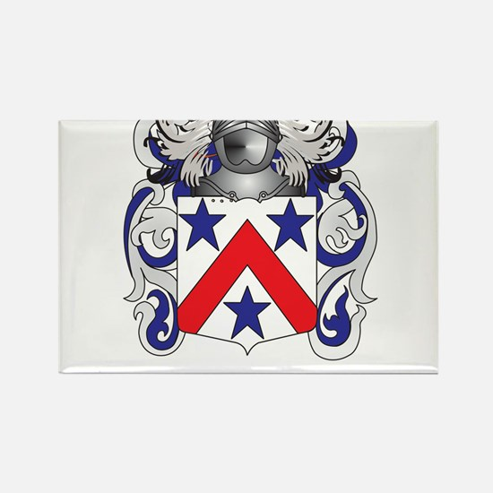 Brodie Coat of Arms Rectangle Magnet