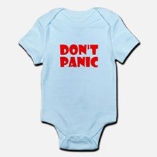 Dont Panic Hitchhikikers Body Suit