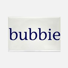 Bubbie Rectangle Magnet