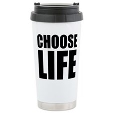 Choose Life Travel Mug