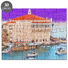 Avalon,California Catalina Island Puzzle
