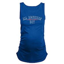 All American Boy Maternity Tank Top