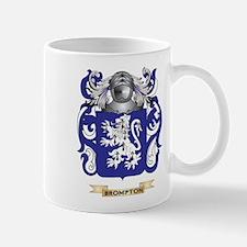 Brompton Coat of Arms Mug