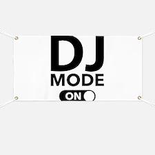 DJ Mode On Banner