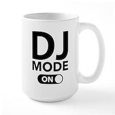 DJ Mode On Mug