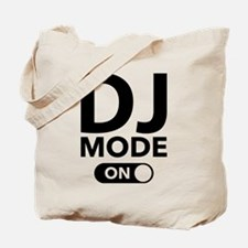 DJ Mode On Tote Bag