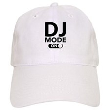 DJ Mode On Baseball Cap