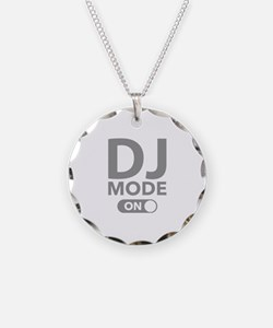 DJ Mode On Necklace