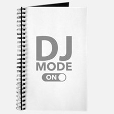 DJ Mode On Journal
