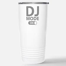 DJ Mode On Travel Mug