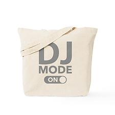 DJ Mode On Tote Bag