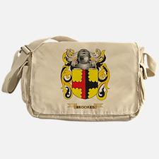 Brookes Coat of Arms Messenger Bag