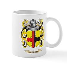 Brookes Coat of Arms Mug