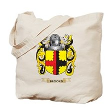 Brooks Coat of Arms Tote Bag