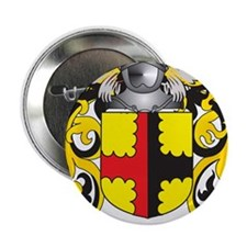 "Brooks Coat of Arms 2.25"" Button"