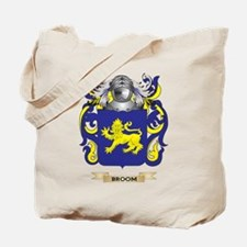 Broom Coat of Arms Tote Bag