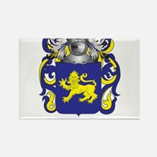 Broom Coat of Arms Rectangle Magnet