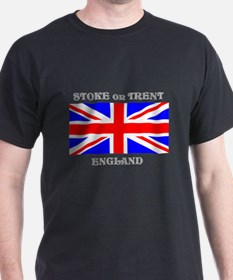 Stoke on Trent England T-Shirt