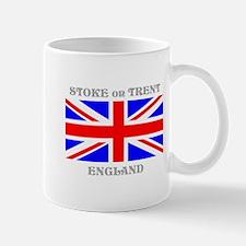 Stoke on Trent England Mug