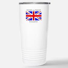 Stoke on Trent England Travel Mug