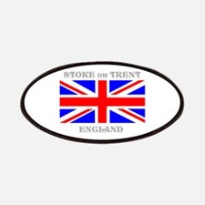 Stoke on Trent England Patches