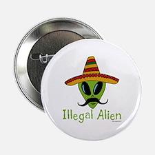 Illegal Alien Button