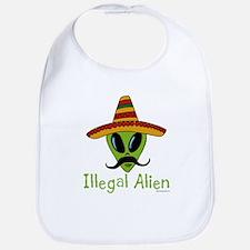 Illegal Alien Bib