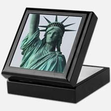 Cute Times square Keepsake Box