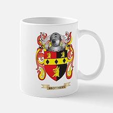 Brothers Coat of Arms Mug