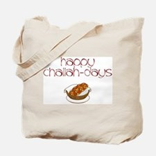 Happy Challah-Days Tote Bag