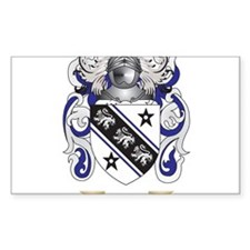 Brown Coat of Arms Decal