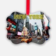 New York Times Square Pro Photo Ornament
