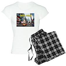 New York Times Square Pro P Pajamas