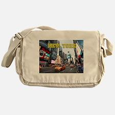 New York Times Square Pro Photo Messenger Bag