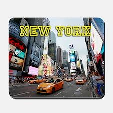 New York Times Square Pro Photo Mousepad