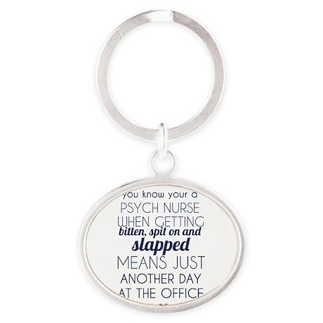 PSYCH NURSES Keychains
