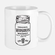 Original Moonshiners Whiskey Mug