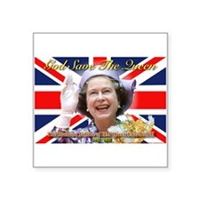 Queen Elizabeth Diamond Jubilee.jpg Sticker