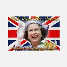 Queen Elizabeth Diamond Jubilee.jpg Rectangle Magn