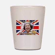 Queen Elizabeth Diamond Jubilee.jpg Shot Glass
