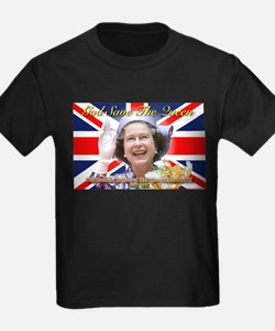 Queen Elizabeth Diamond Jubilee.jpg T-Shirt