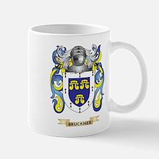 Bruckner Coat of Arms Mug