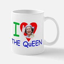 HM Queen Elizabeth II Mug