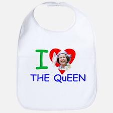 HM Queen Elizabeth II Bib
