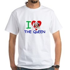 HM Queen Elizabeth II Shirt