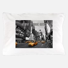 Wow! New York Times Square Pro Photo Pillow Case