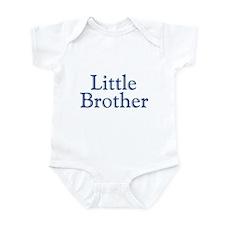 Little Brother (blue) Infant Bodysuit