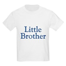 Little Brother (blue) Kids T-Shirt